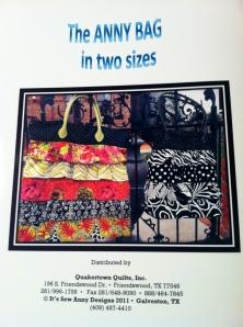 Anny Bag Pattern