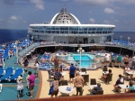Sail Away Party.  See those deck chairs?  Drink of the Day setting.  Non-alcoholic for Stanley. :)