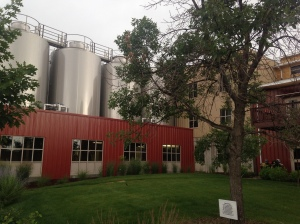 TOURED A FEW BREWERIES