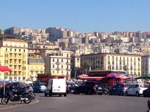 Naples City View