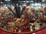 PICTORAL REVIEW:  INTERNATIONAL QUILT FESTIVAL2015