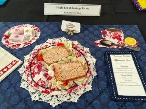 High Tea at Rosings Estate